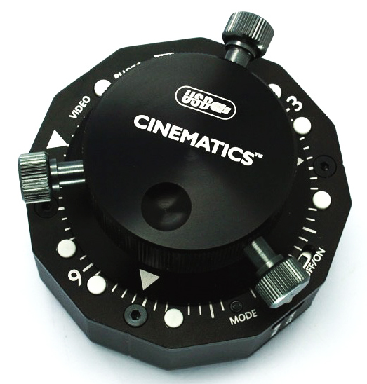 Cinematics USB Focus / Camera Controller
