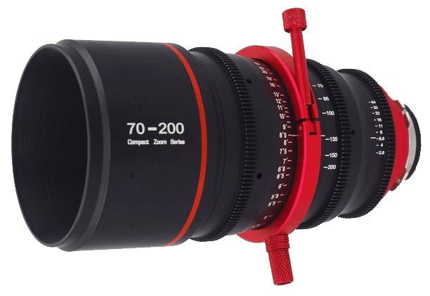 Canon 70-200mm PL cine zoom