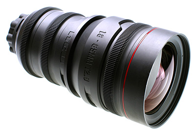 Red Pro 18-85mm zoom pl lens